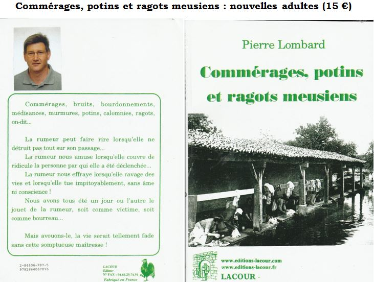 Couverture Commérages