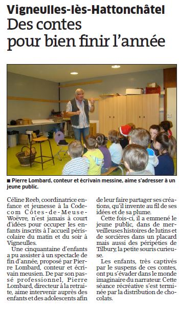 Article Pierre Contes Vigneulles 2014 12 27