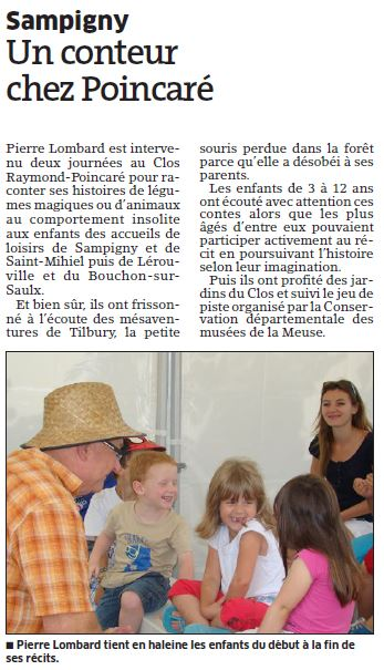 Article conteur Sampigny 2014 08 19
